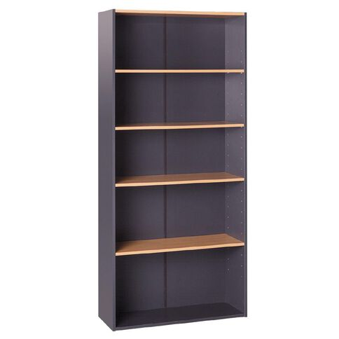 Workspace Office Bookcase Tawa