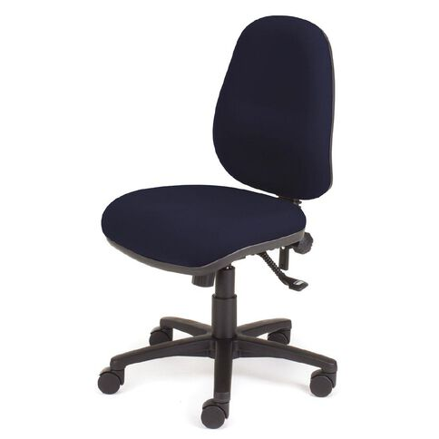 Chair Solutions Ergon Highback Chair Navy