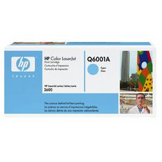 HP Toner 124A Cyan (2000 Pages)