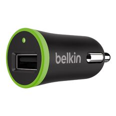 Belkin Boost Up 2.4A Car Charger Black Black