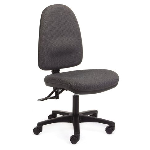 Chair Solutions Aspen Highback Chair Ranger Clarity Grey