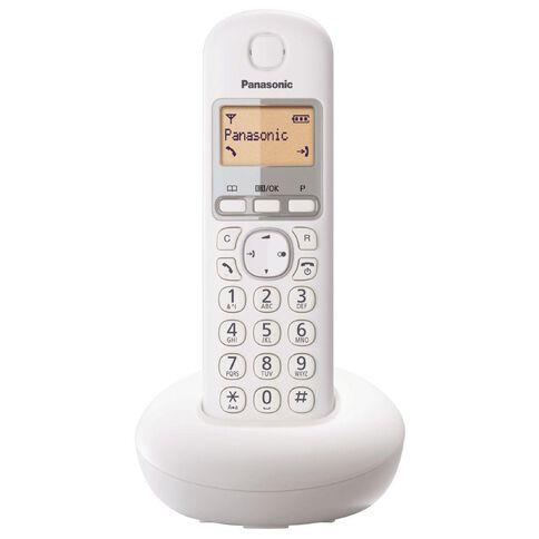 Panasonic Kx-Tgb210Nzw Cordless Phone White