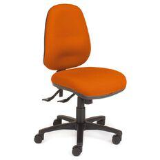 Chair Solutions Ergon Highback Chair Orange