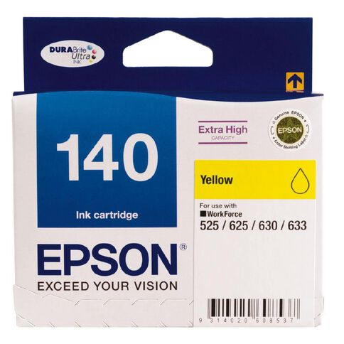 Epson Ink 140 Yellow (755 Pages)
