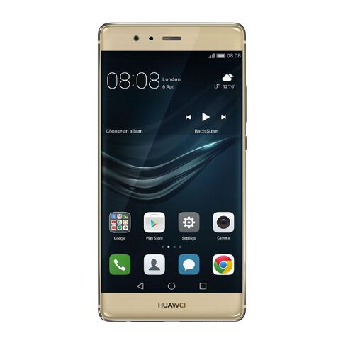 2degrees 2Degrees Huawei P9 Plus Haze Gold Gold