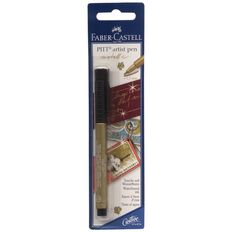 Faber-Castell Pitt Artist Pen Gold