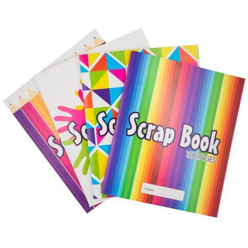 Funky Design Scrapbook Assorted