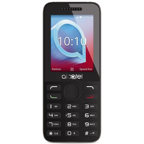 2degrees Alcatel 20.38X $9 Carryover Combo SIM Grey