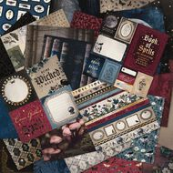 Craft Smith Paper Pad 12x12 inch Assorted Designs