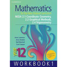 Ncea Year 12 Mathematics For Nz Curriculum Workbook 1