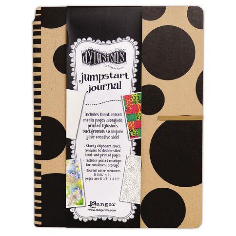 Ranger Dylusions Journals Large Jumpstart