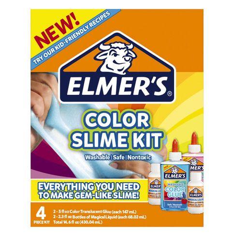 Elmer's Translucent Slime Kit