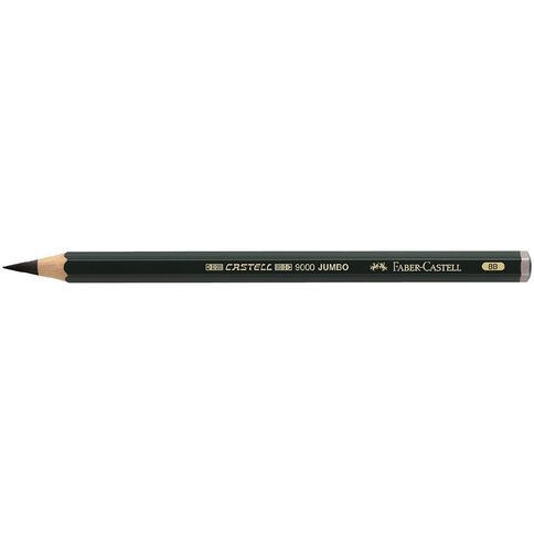 Faber-Castell Artist Grade 9000 Jumbo Pencil 8B