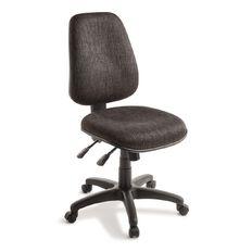 Eden Chorus 3 Lever Highback Ergonomic Chair Anthracite