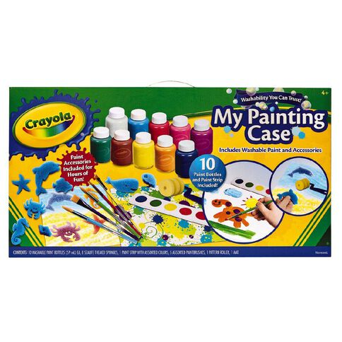 Crayola My Painting Case