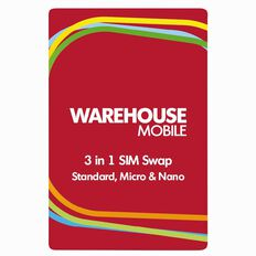 Warehouse Mobile Multi Swap Red