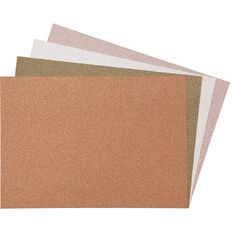Uniti Value Cardstock Glitter 250gsm 12 Pack A4