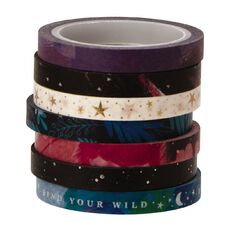 Me & My Big Ideas Washi Tape 6mm x 6m Stargazer 7 Pack