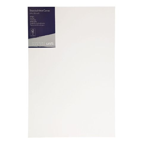 Uniti Platinum Canvas 24x36 Inches 380Gsm