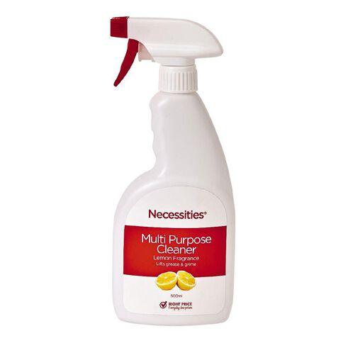 Necessities Brand Multi Purpose Cleaner Trigger 500ml