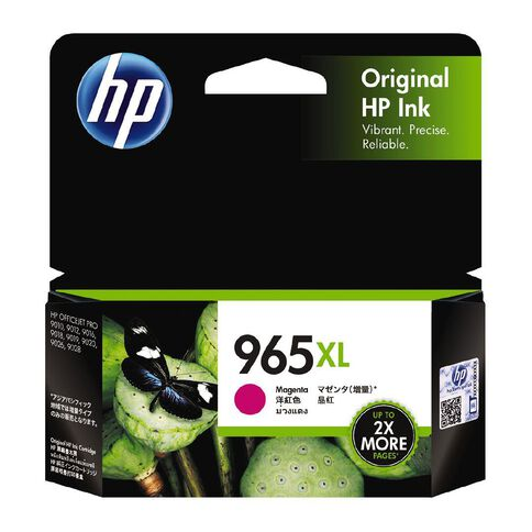 HP Ink 965XL Magenta (1600 Pages)