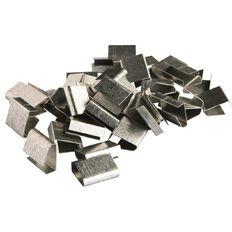Danband Metal Seal Light Duty 19mm 1000 Pack Silver