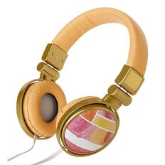 New Craft Headphones Watercolour