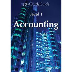 NCEA Level 1 Accounting Study Guide