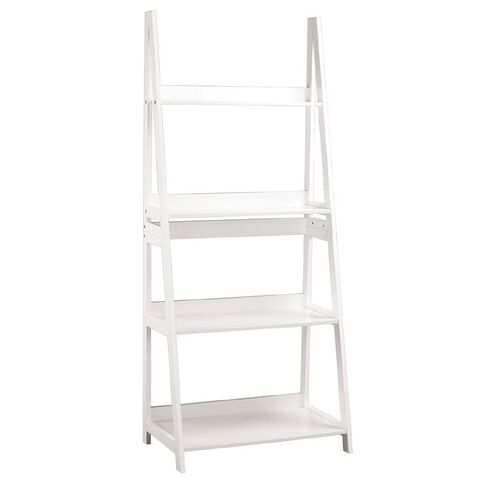 Living & Co Ladder Shelf 4 Tier