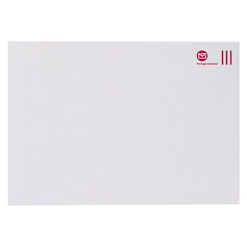 New Zealand Post C4 Envelope Non Window 250 Pack