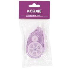 Kookie Star Correction Tape Purple