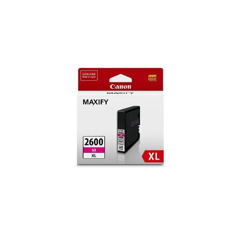 Canon Ink PGI2600XL Magenta (1500 Pages)