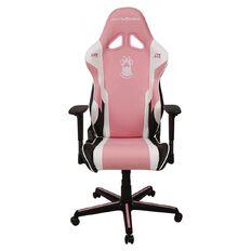 DX Racer Pink Paw Print RZ95 Pink/White