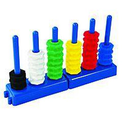TFC Place Value Abacus Set