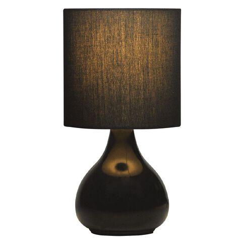 Living & Co Juno Lamp Black