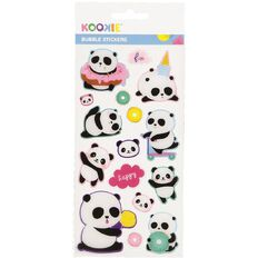 Kookie Sticker Sheet Epoxy 3 Assorted