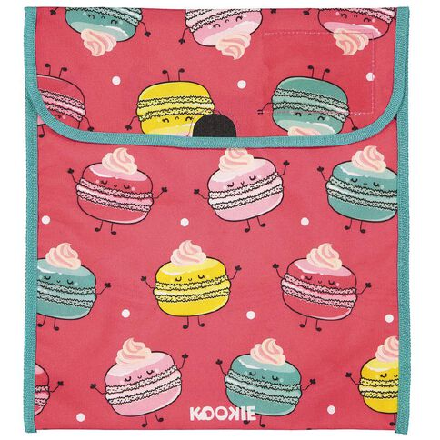 Kookie Sweets Homework Bag Pink