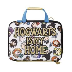 Harry Potter Hardtop Pencil Case Hogwarts is My Home