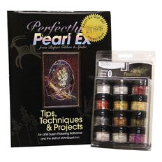 Jacquard Pearl Ex Gift Set With Book