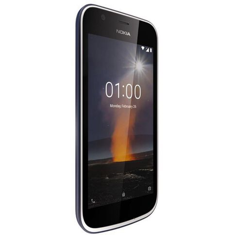 Spark Nokia 1 Locked Bundle Blue