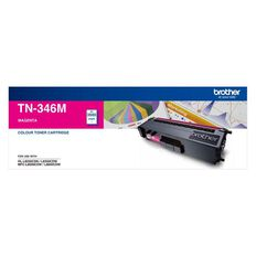 Brother Toner TN346 Magenta (3500 Pages)
