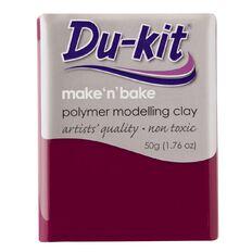 Du-kit Clay Ruby 50g