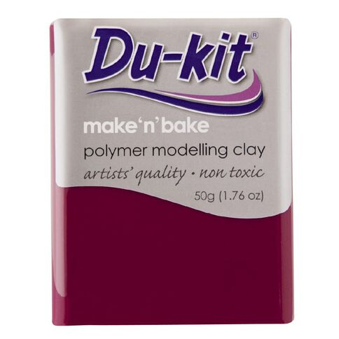 Du-kit Clay Ruby 50g