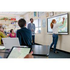Smart Kappiq Interactive Board 55 inch White