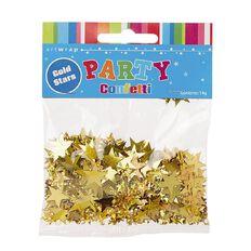 Artwrap Confetti Stars 14g Gold