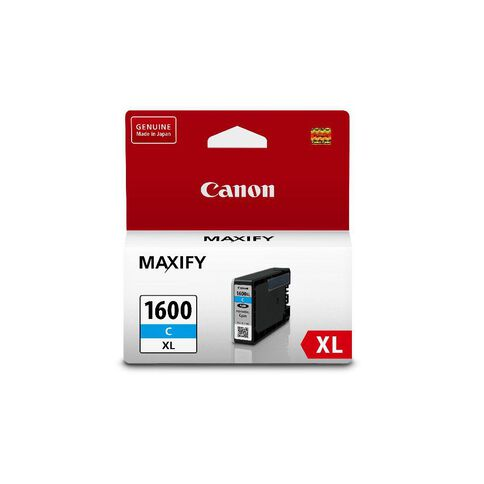 Canon Ink PGI1600XL Cyan (900 Pages)