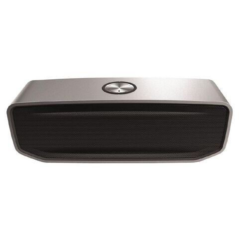 N:CHE N3 Bluetooth Speaker Steel