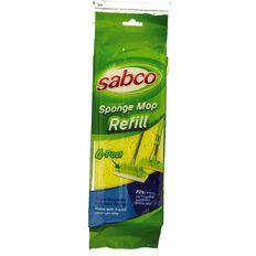 Sabco Lightning Squeeze Mop Refill Yellow
