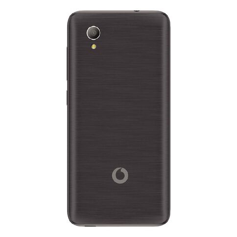 Vodafone Smart E9 Locked SIM Bundle 16GB Black