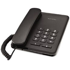 Alcatel T20 Corded Phone Black